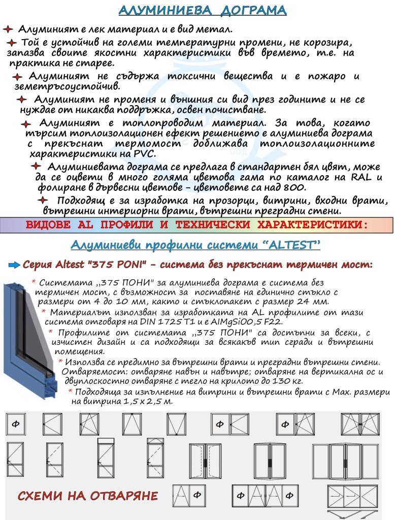 AL профили - стр.1
