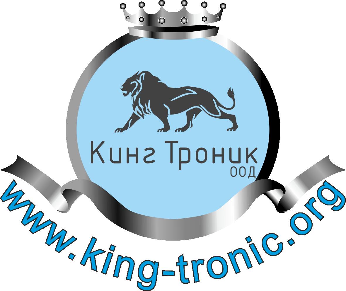 logo King Tronic+сайт